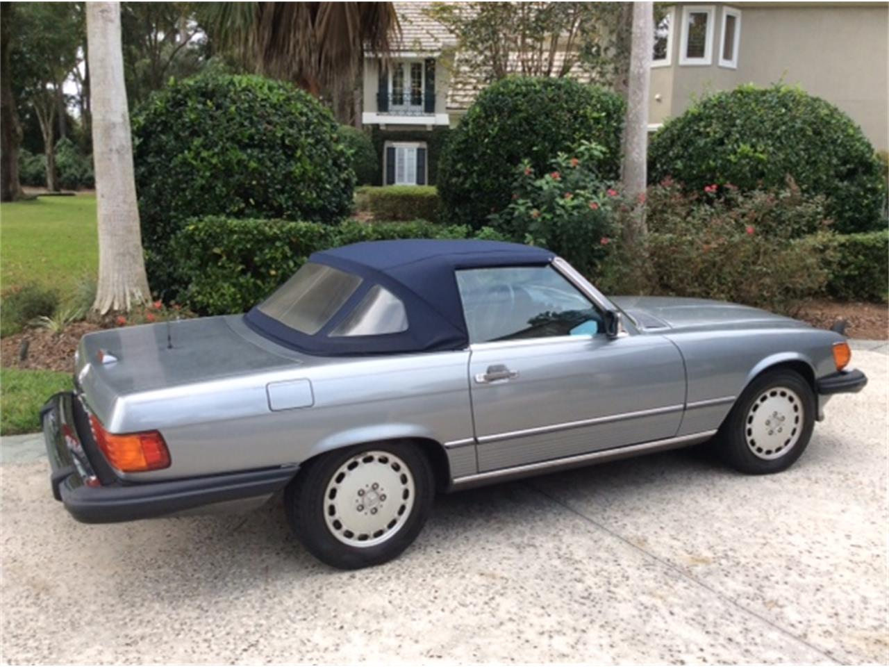 Large Picture of 1989 Mercedes-Benz 560SL - G9PN