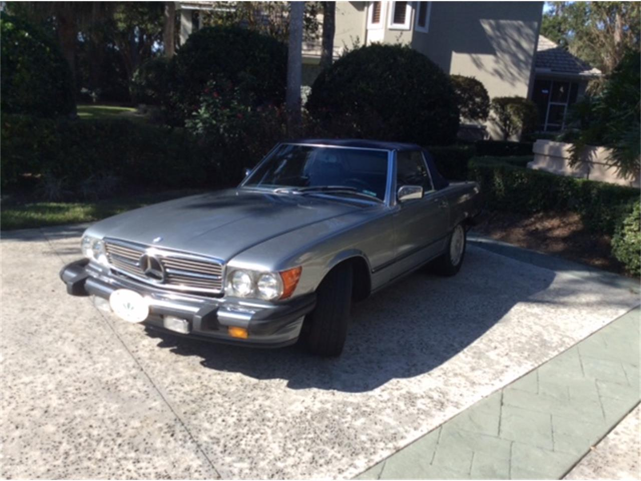 Large Picture of '89 Mercedes-Benz 560SL located in Ponte Vedra Beach Florida Offered by a Private Seller - G9PN