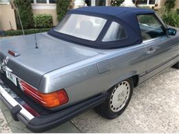 Picture of 1989 Mercedes-Benz 560SL located in Ponte Vedra Beach Florida - G9PN