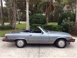 Picture of '89 Mercedes-Benz 560SL located in Ponte Vedra Beach Florida Offered by a Private Seller - G9PN