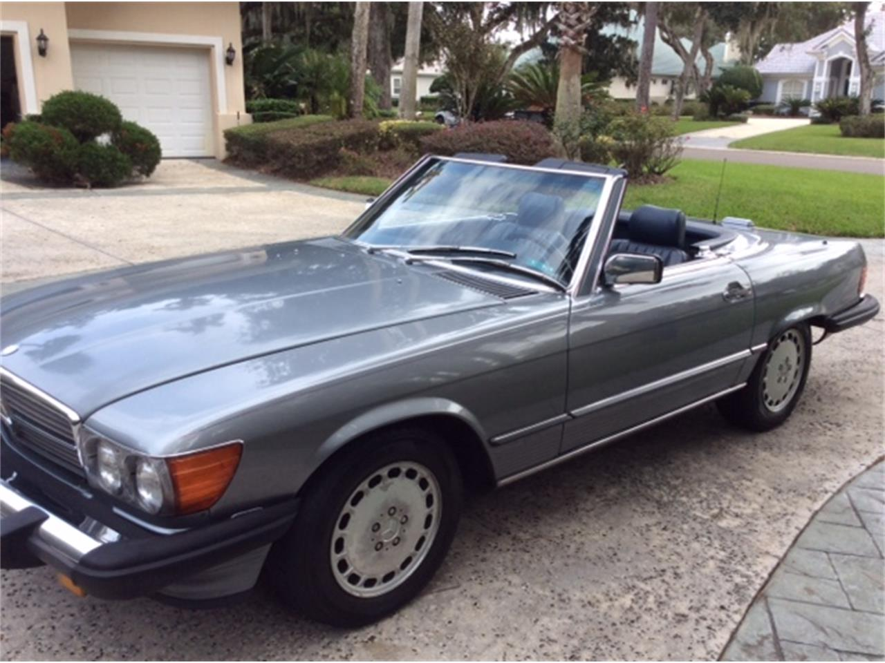Large Picture of 1989 560SL located in Ponte Vedra Beach Florida Offered by a Private Seller - G9PN