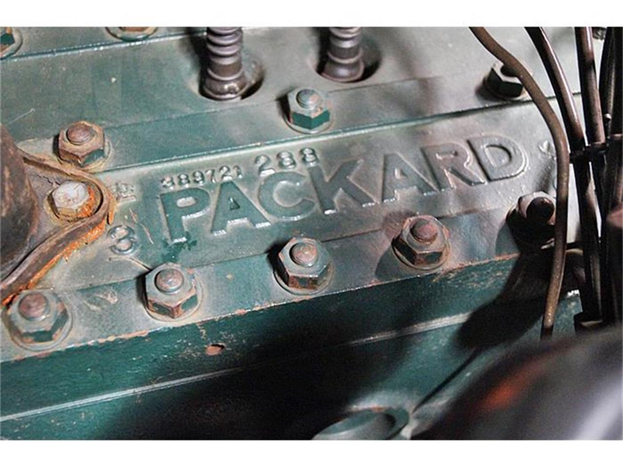 Large Picture of Classic 1950 Packard Deluxe located in Ohio Offered by Motorcar Portfolio - G9RP