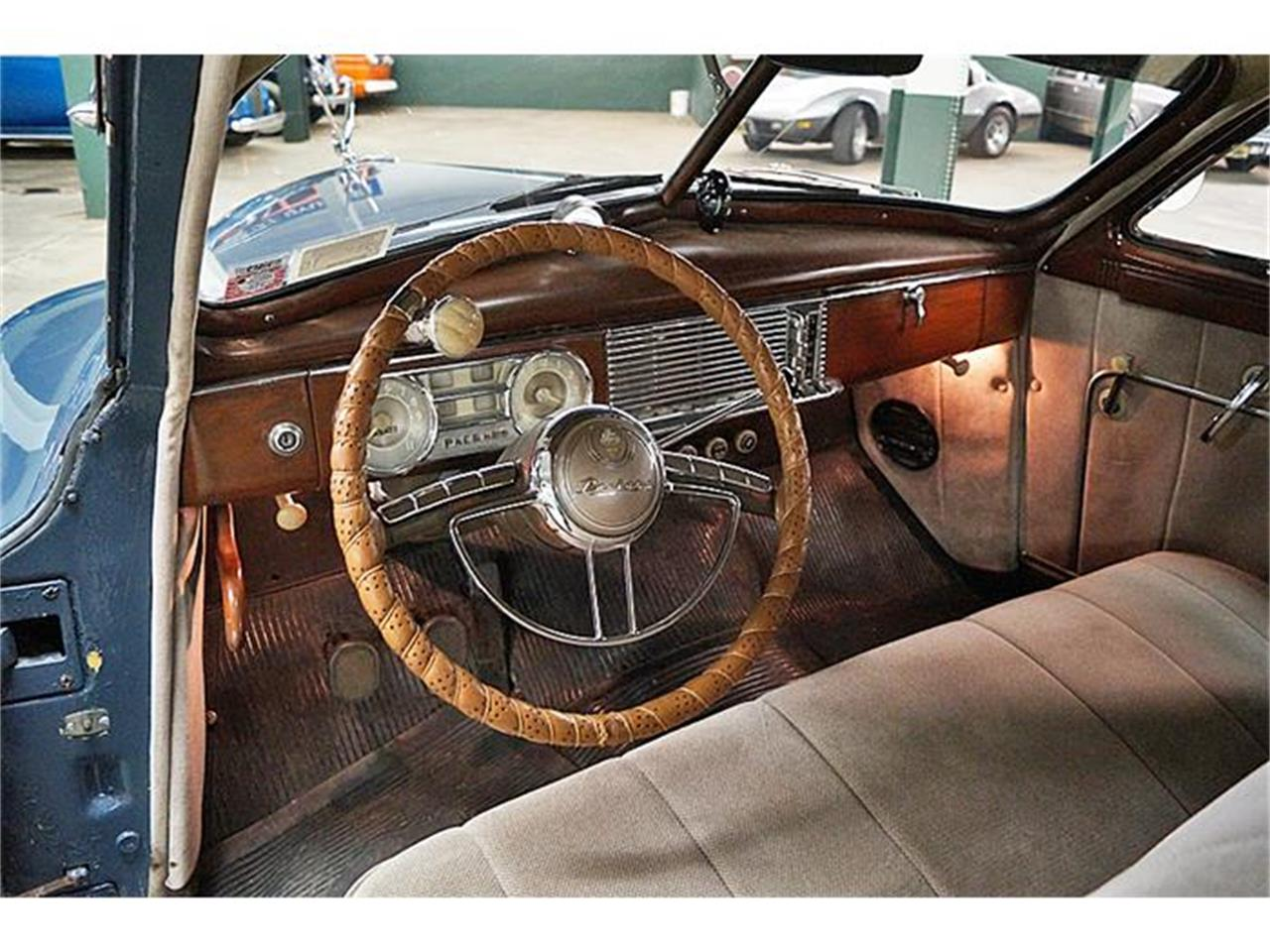 Large Picture of Classic 1950 Packard Deluxe - $21,900.00 Offered by Motorcar Portfolio - G9RP