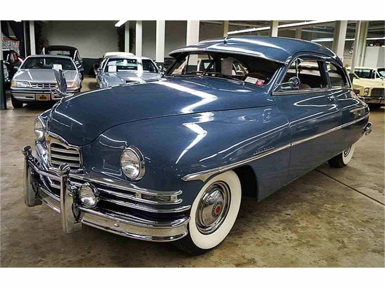 1950 packard deluxe for sale cc 759157. Black Bedroom Furniture Sets. Home Design Ideas