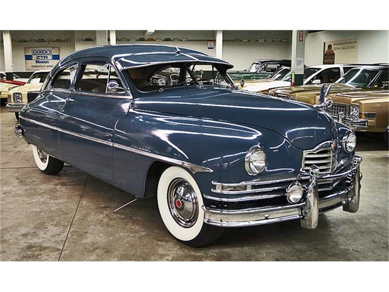 Large Picture of '50 Packard Deluxe - $21,900.00 Offered by Motorcar Portfolio - G9RP