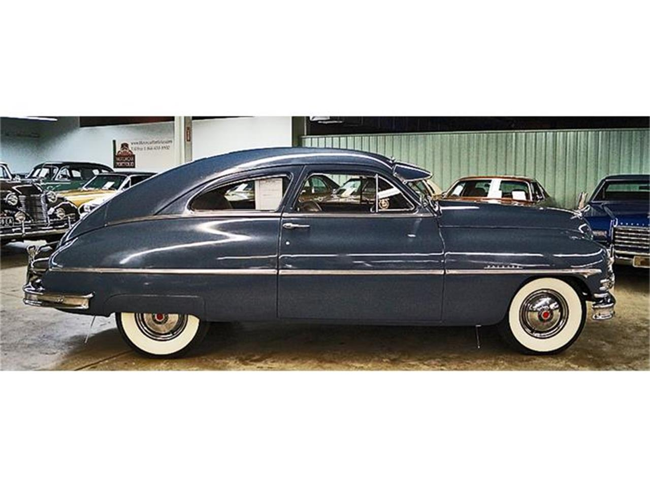 Large Picture of Classic '50 Packard Deluxe located in Ohio - $21,900.00 Offered by Motorcar Portfolio - G9RP
