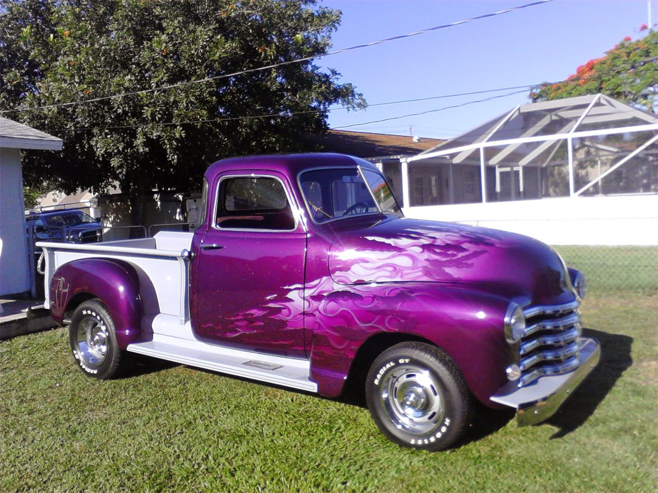 Large Picture of '49 Chevrolet Pickup located in Port St. Lucie Florida Offered by a Private Seller - G9RX