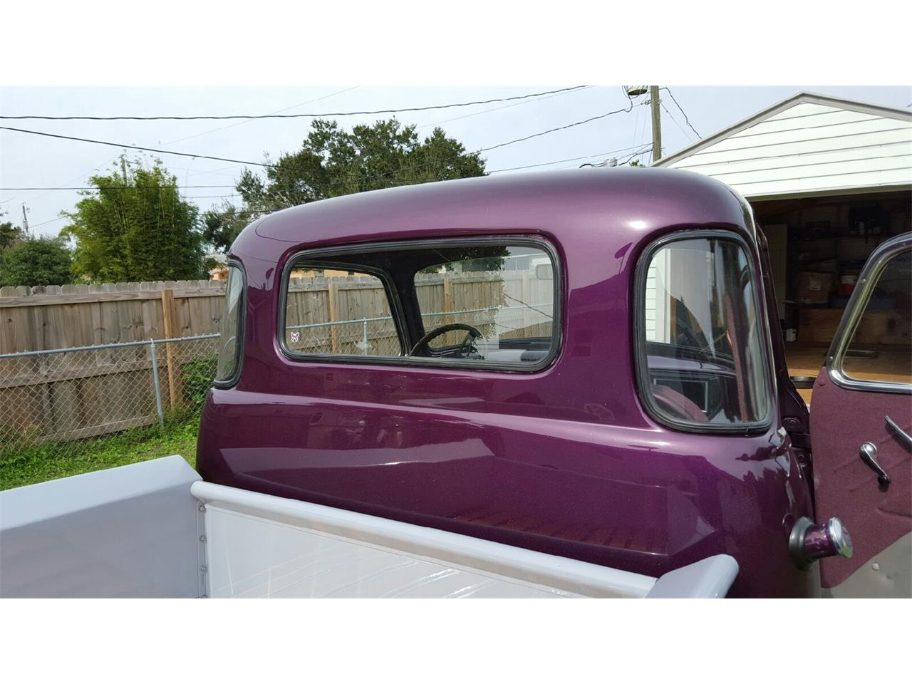 Large Picture of Classic 1949 Chevrolet Pickup located in Port St. Lucie Florida Offered by a Private Seller - G9RX
