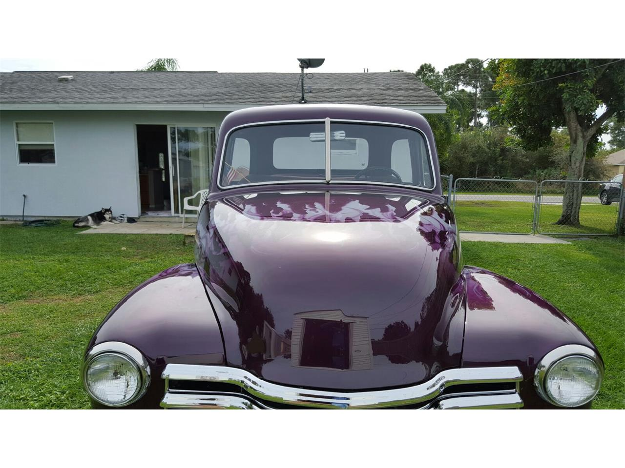 Large Picture of '49 Chevrolet Pickup - $40,000.00 Offered by a Private Seller - G9RX