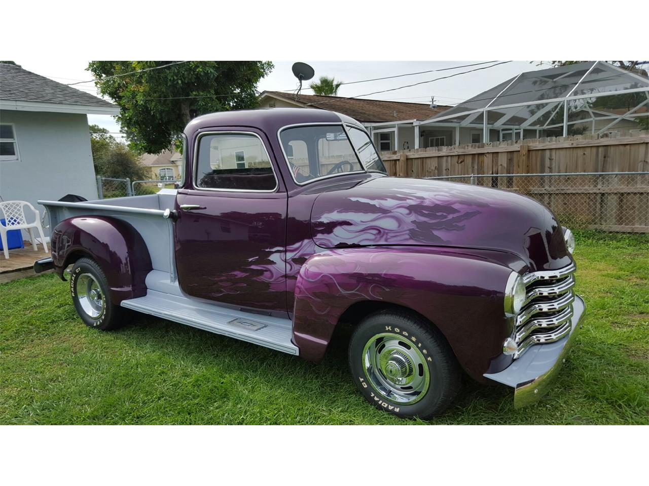 Large Picture of Classic 1949 Pickup located in Port St. Lucie Florida - G9RX