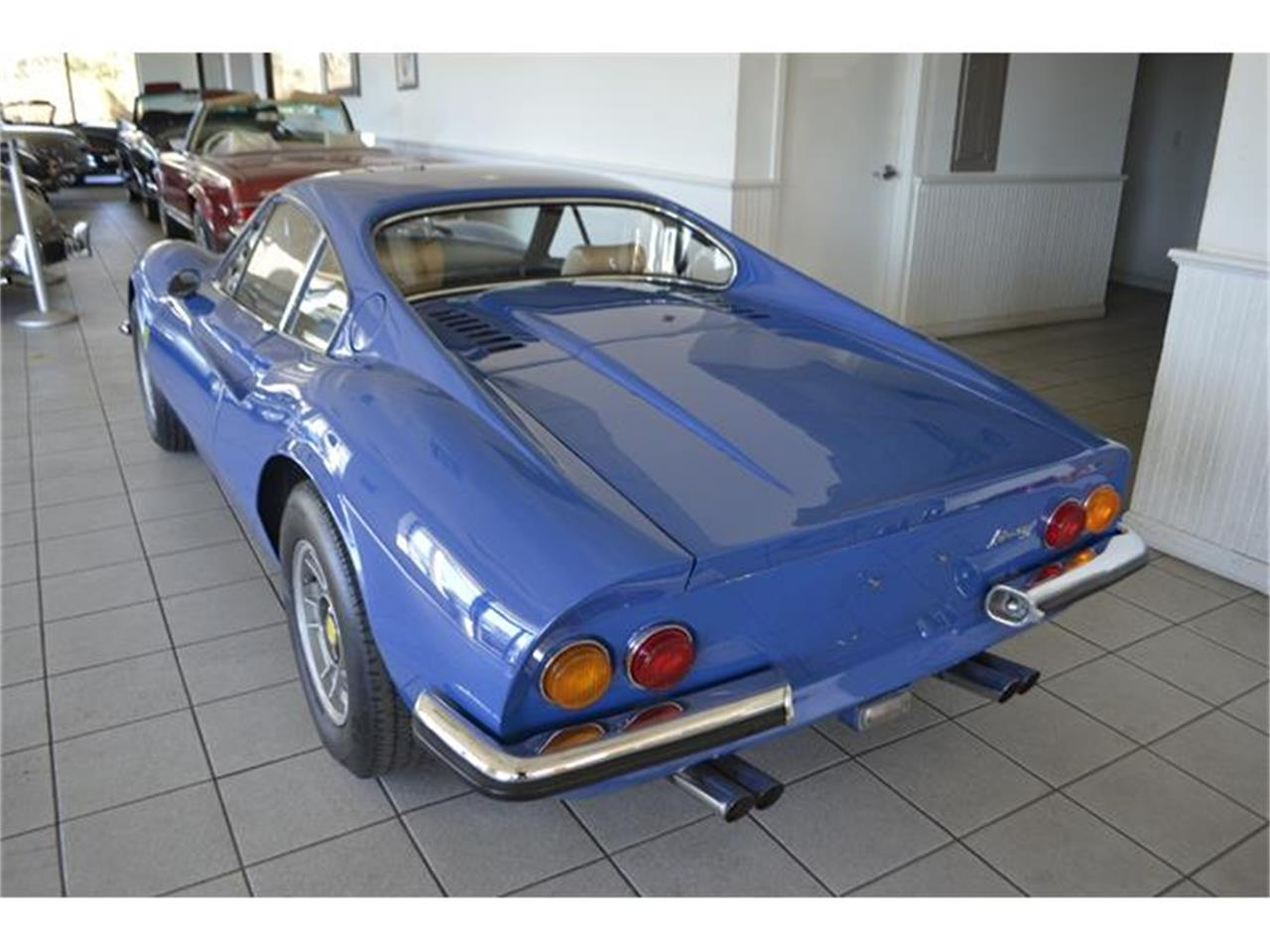 Large Picture of Classic 1971 246 GT located in Southampton New York - $295,000.00 Offered by Aventura Motors - G9S4