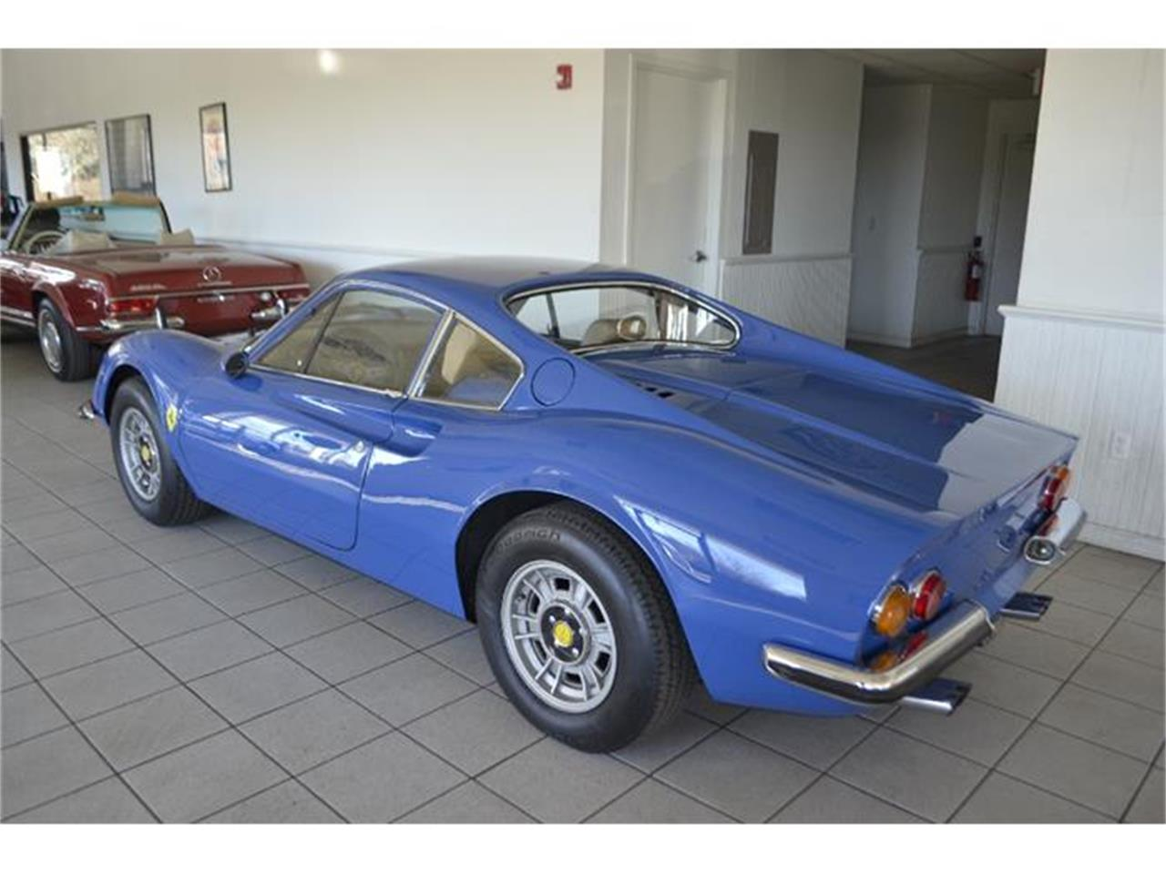 Large Picture of Classic 1971 Ferrari 246 GT located in New York - G9S4