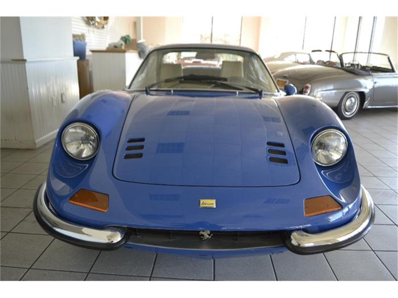 Large Picture of Classic 1971 Ferrari 246 GT located in Southampton New York - $295,000.00 Offered by Aventura Motors - G9S4