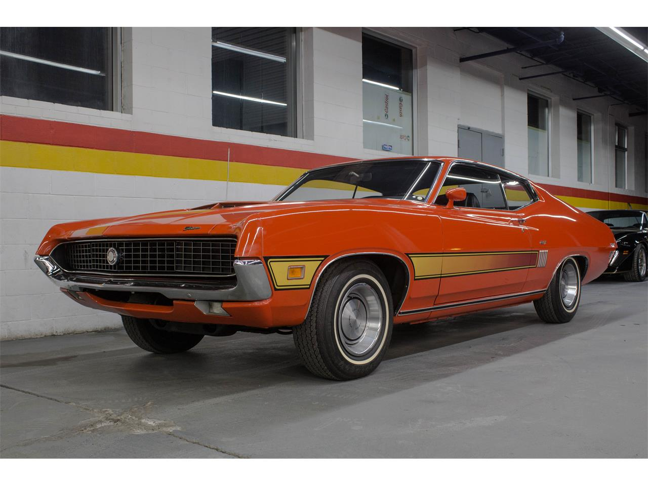 Large Picture of '70 Torino - G9ZX