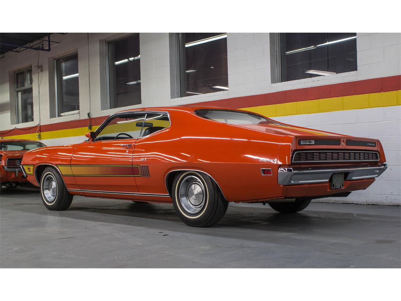Large Picture of Classic 1970 Torino located in Montreal Quebec - G9ZX