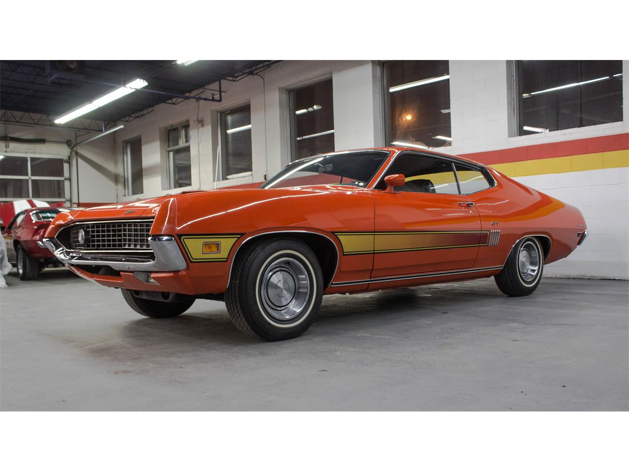 Large Picture of '70 Torino located in Montreal Quebec - $59,995.00 Offered by John Scotti Classic Cars - G9ZX