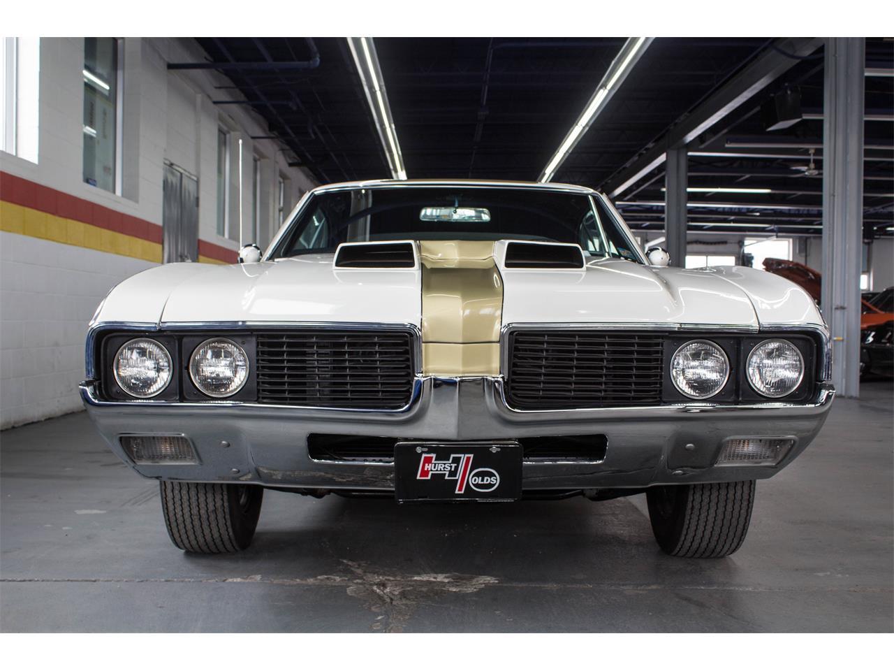 Large Picture of Classic '69 Oldsmobile Hurst - GA07