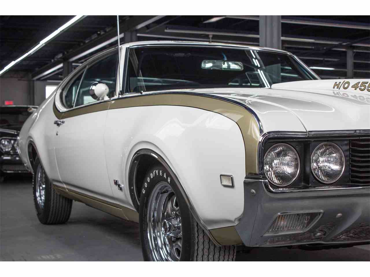 Large Picture of '69 Hurst - GA07