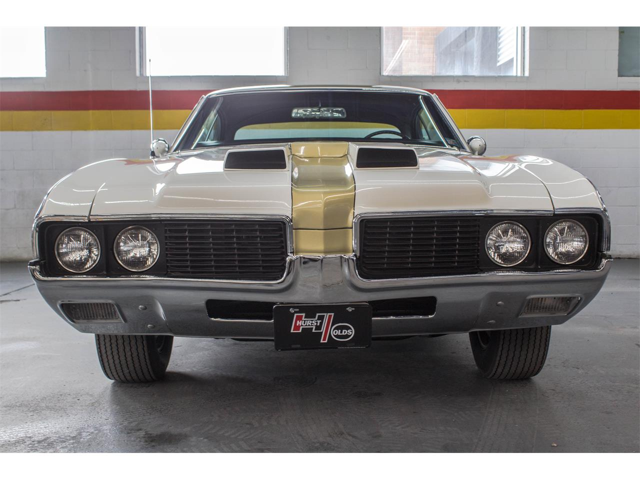 Large Picture of '69 Oldsmobile Hurst - $89,995.00 Offered by John Scotti Classic Cars - GA07