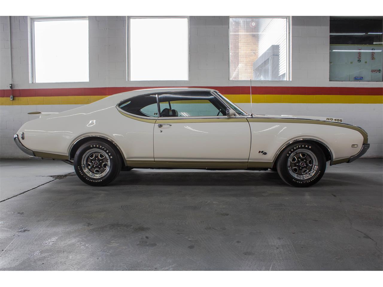 Large Picture of Classic 1969 Oldsmobile Hurst - $89,995.00 - GA07