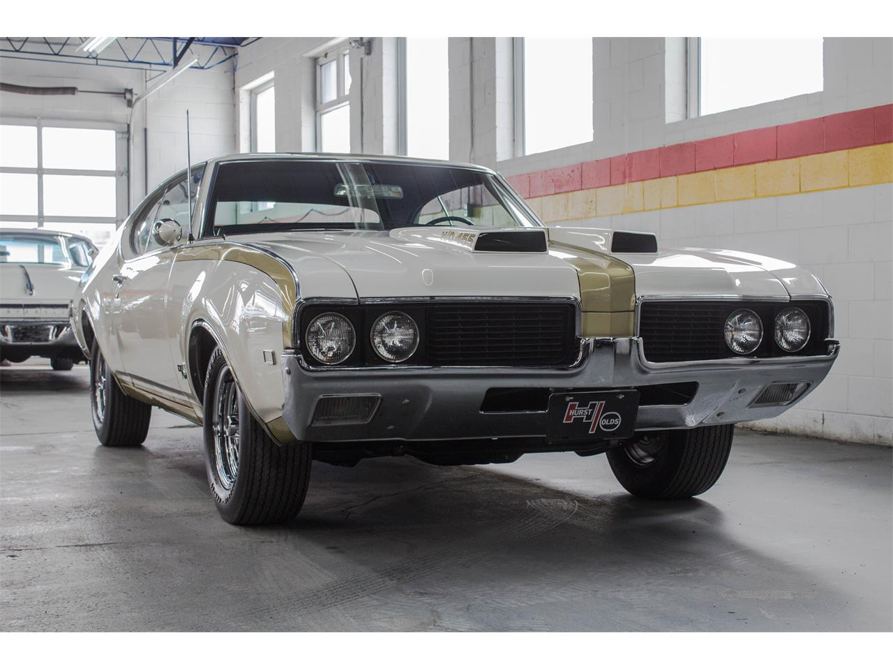 Large Picture of Classic 1969 Oldsmobile Hurst - GA07