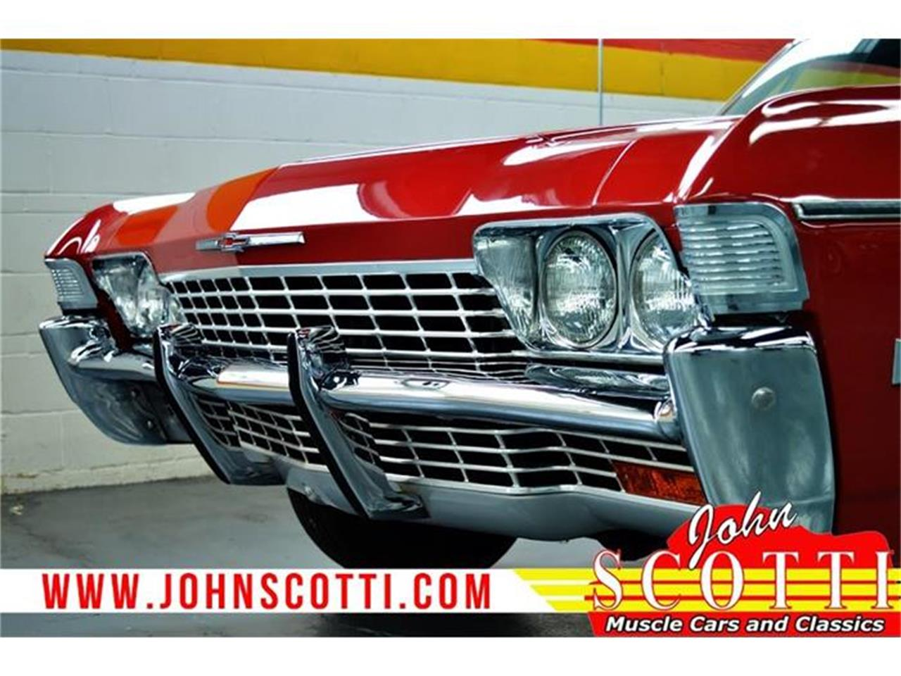 Large Picture of '68 Impala - GA0C