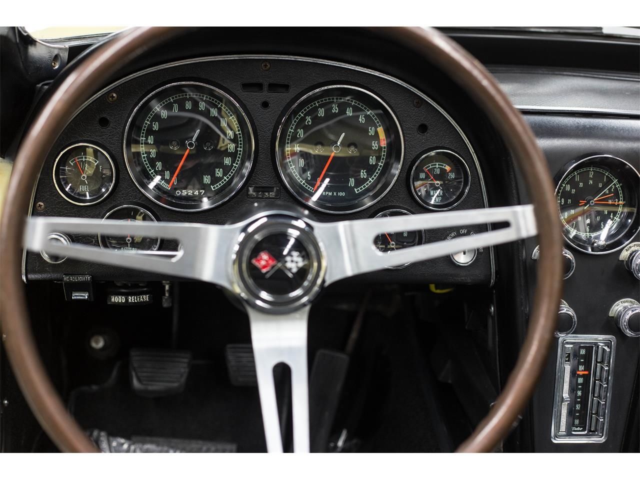Large Picture of Classic '67 Chevrolet Corvette - $79,990.00 - GA0D