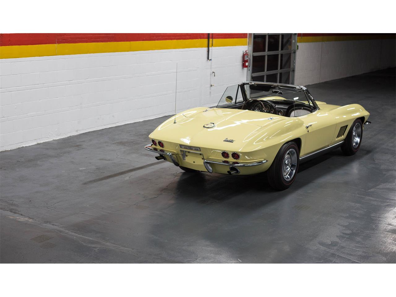 Large Picture of Classic '67 Chevrolet Corvette located in Quebec - $79,990.00 - GA0D