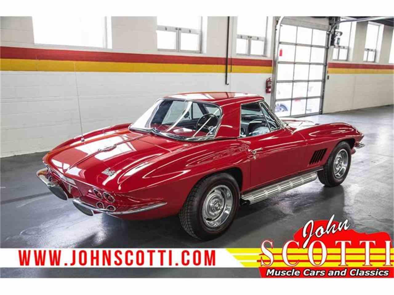 Large Picture of '67 Corvette - GA0E