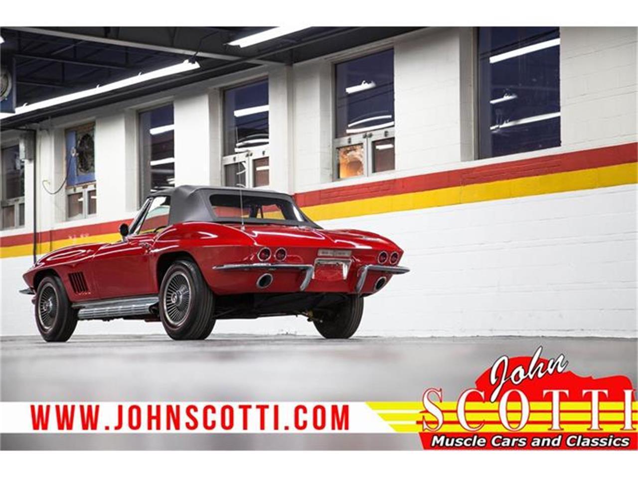Large Picture of Classic '67 Chevrolet Corvette - GA0F