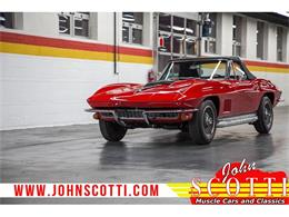 Picture of Classic 1967 Corvette located in Quebec - $59,990.00 Offered by John Scotti Classic Cars - GA0F
