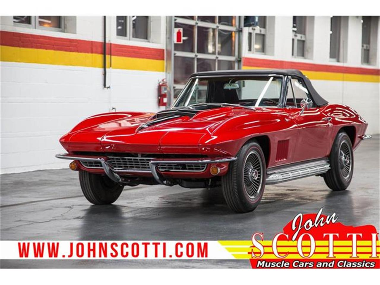 Large Picture of Classic 1967 Chevrolet Corvette - $59,990.00 - GA0F