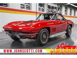 Picture of 1967 Corvette located in Montreal Quebec Offered by John Scotti Classic Cars - GA0F
