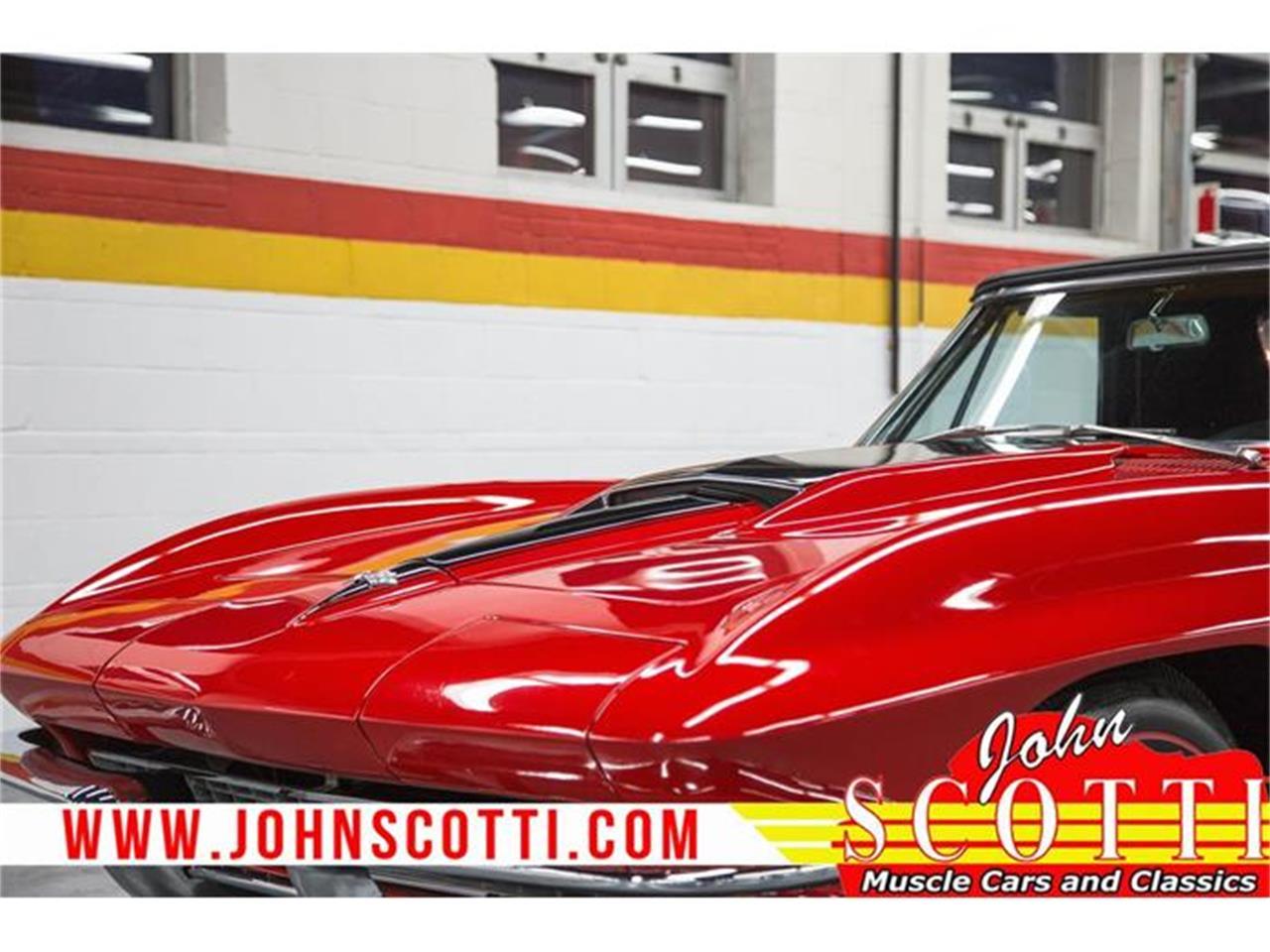 Large Picture of Classic 1967 Chevrolet Corvette - GA0F