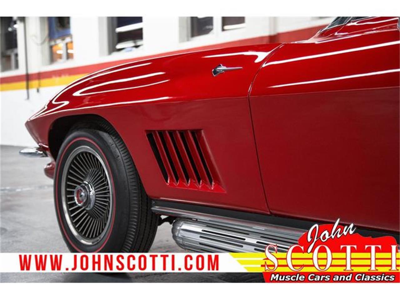 Large Picture of Classic '67 Corvette - GA0F
