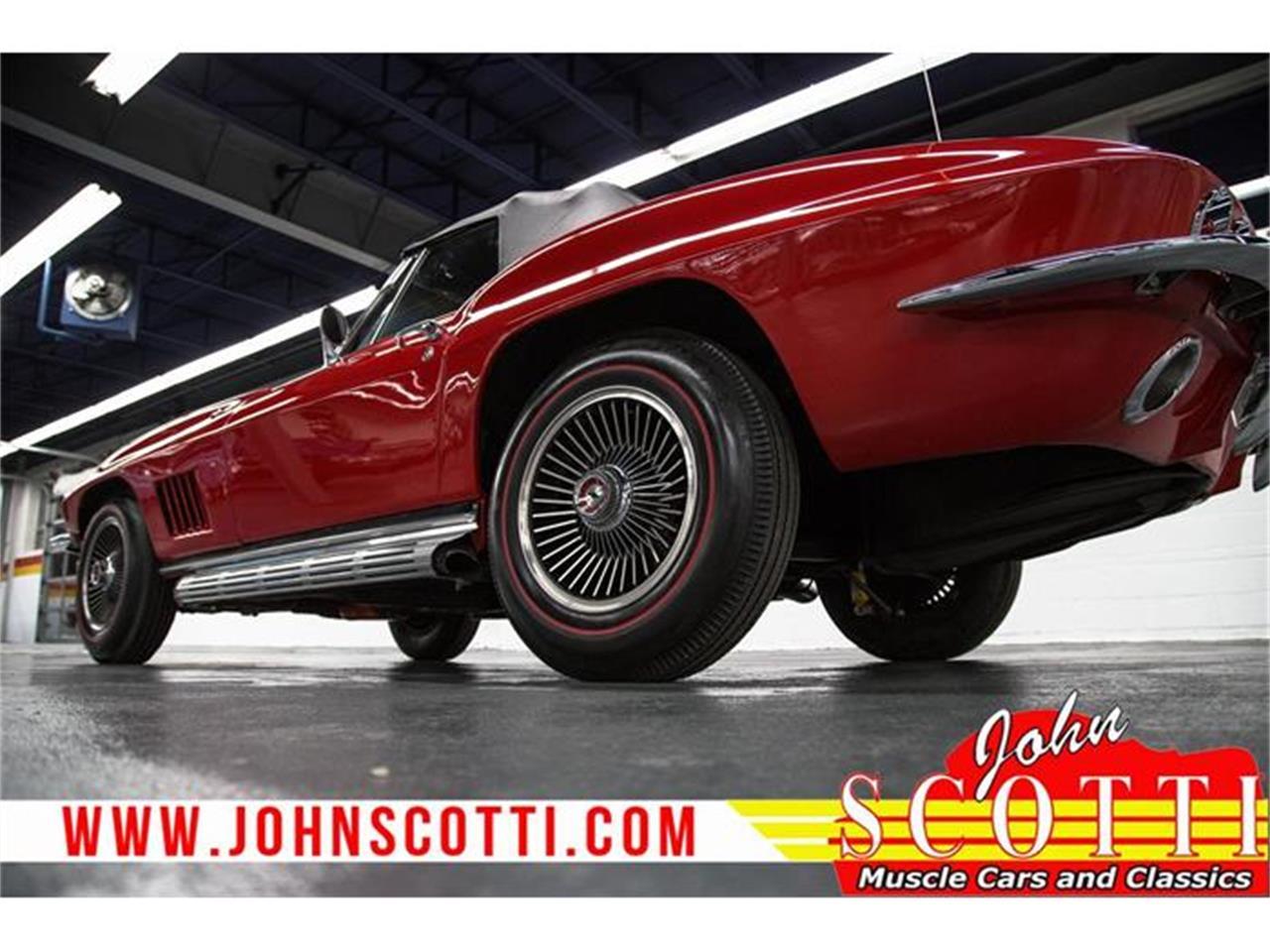 Large Picture of 1967 Chevrolet Corvette - GA0F