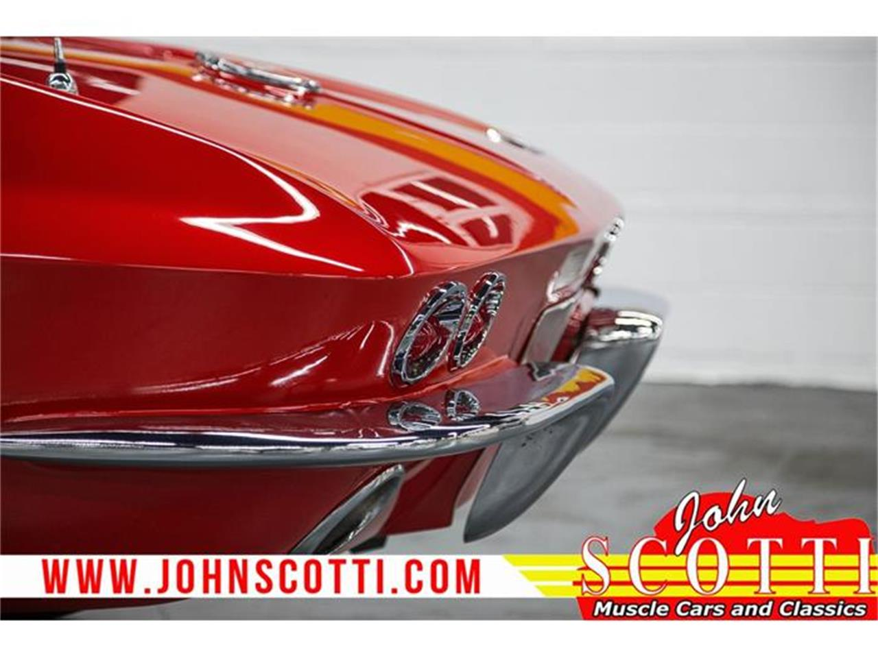 Large Picture of Classic 1967 Chevrolet Corvette located in Montreal Quebec - GA0F
