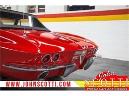 Picture of Classic '67 Corvette located in Quebec - $59,990.00 Offered by John Scotti Classic Cars - GA0F