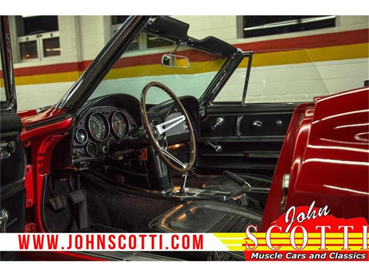 Large Picture of Classic '67 Corvette - $59,990.00 Offered by John Scotti Classic Cars - GA0F