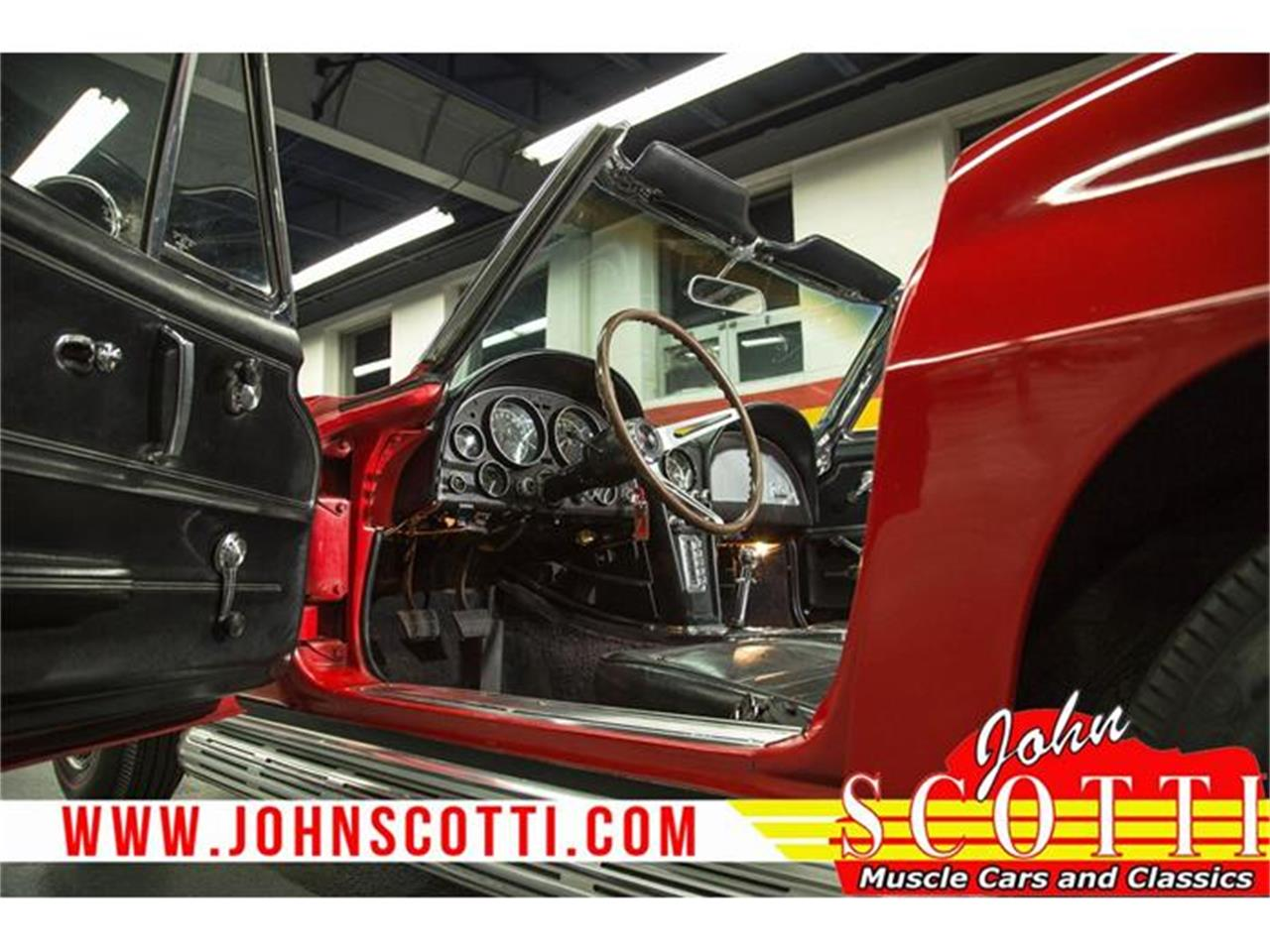 Large Picture of '67 Chevrolet Corvette located in Quebec Offered by John Scotti Classic Cars - GA0F