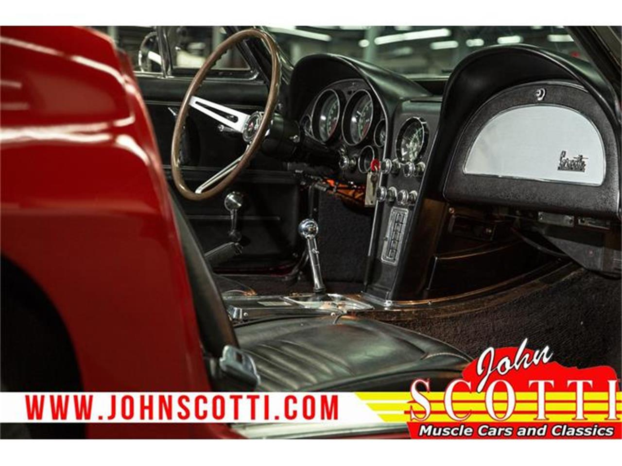 Large Picture of 1967 Chevrolet Corvette Offered by John Scotti Classic Cars - GA0F
