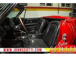 Picture of 1967 Chevrolet Corvette Offered by John Scotti Classic Cars - GA0F