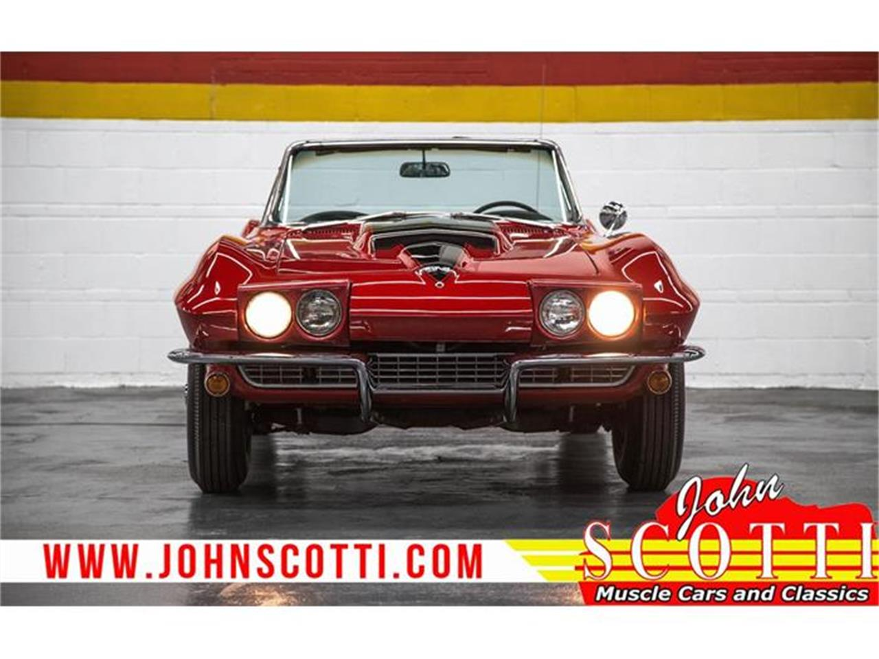 Large Picture of 1967 Corvette located in Montreal Quebec - $59,990.00 - GA0F