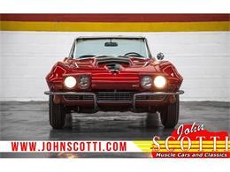 Picture of Classic '67 Corvette located in Quebec Offered by John Scotti Classic Cars - GA0F