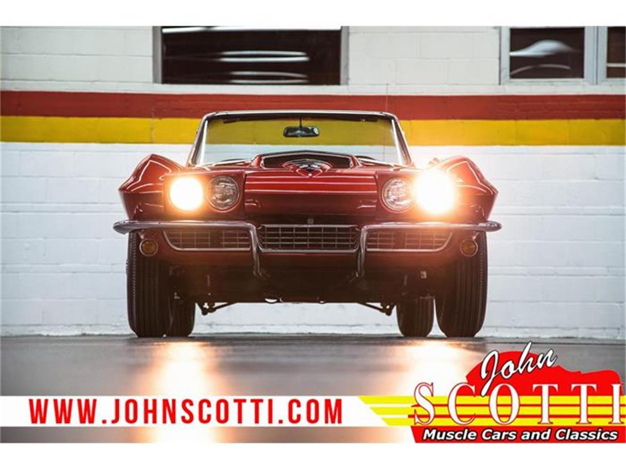 Large Picture of Classic 1967 Chevrolet Corvette Offered by John Scotti Classic Cars - GA0F