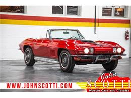 Picture of 1967 Chevrolet Corvette located in Montreal Quebec - $59,990.00 Offered by John Scotti Classic Cars - GA0F