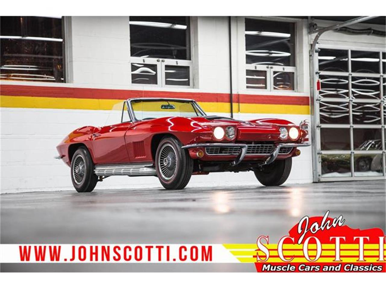 Large Picture of Classic 1967 Corvette - GA0F