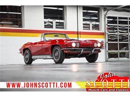 Picture of Classic 1967 Chevrolet Corvette Offered by John Scotti Classic Cars - GA0F