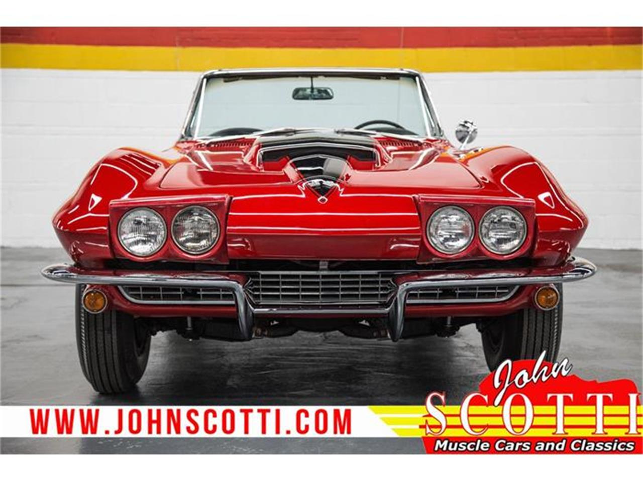 Large Picture of 1967 Corvette Offered by John Scotti Classic Cars - GA0F