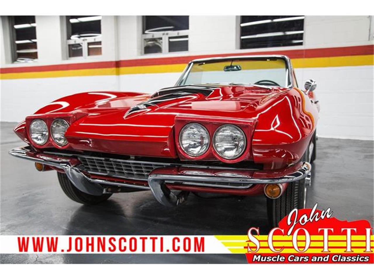 Large Picture of 1967 Corvette - GA0F